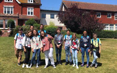 2020年 英国 サマースクール 小中高生 対象