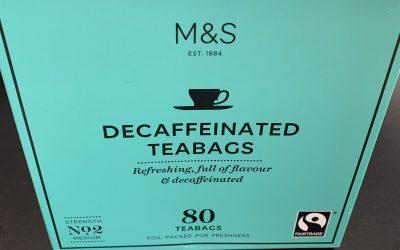 Decaf Tea
