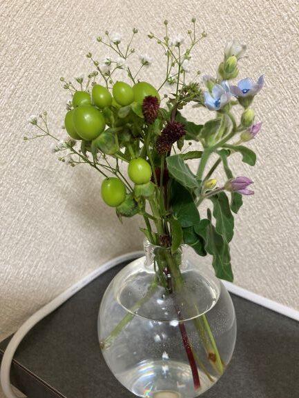 お花 サブスク