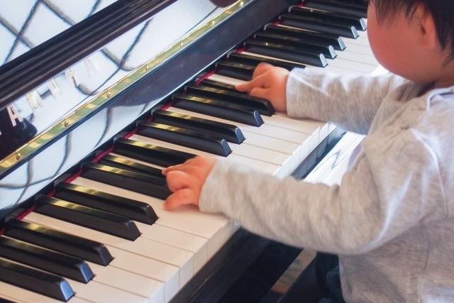 On line lesson     英語 と ピアノ